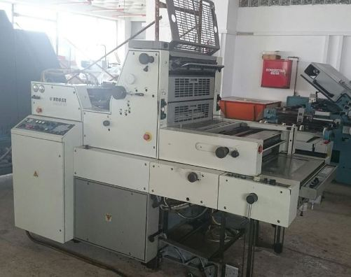 Adast 516 Mini Offset Machine