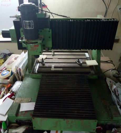 Avtar CNC Pantograph Engraving Machine