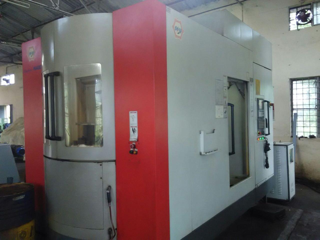 BFW Maxpro H440E HMC Machine