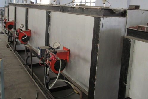 Bright Annealing Furnace For Stainless Steel Tub
