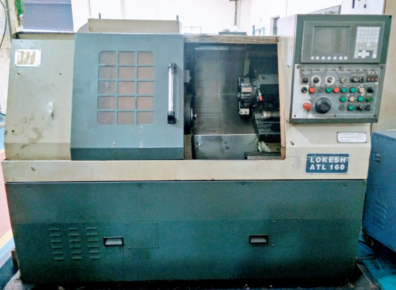 Lokesh CNC Machine Chuck 165 MM