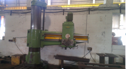 CSPEL Radial Drilling Machine Hungary