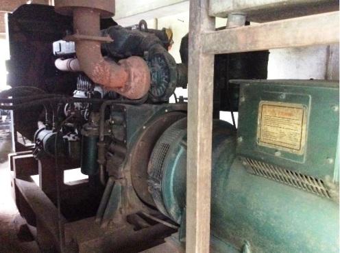 Ashok Leyland Diesel Generator Set 125 KVA