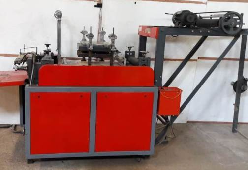 Automatic Disposable Hand Gloves Machine