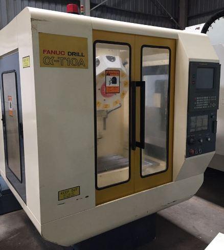 Fanuc Robodrill VMC Drill Tap Machining Center