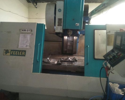 Feeler VMC Machine