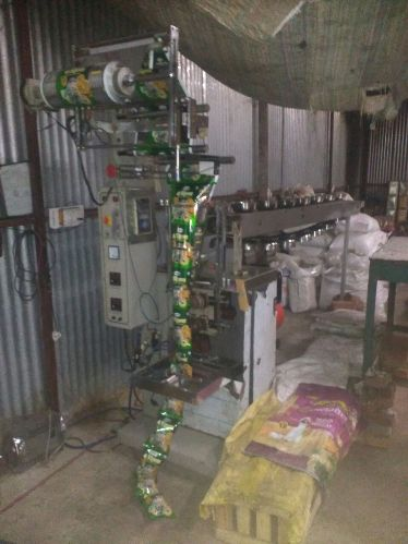 Automatic VFFS Packing Machine Arms Packaging