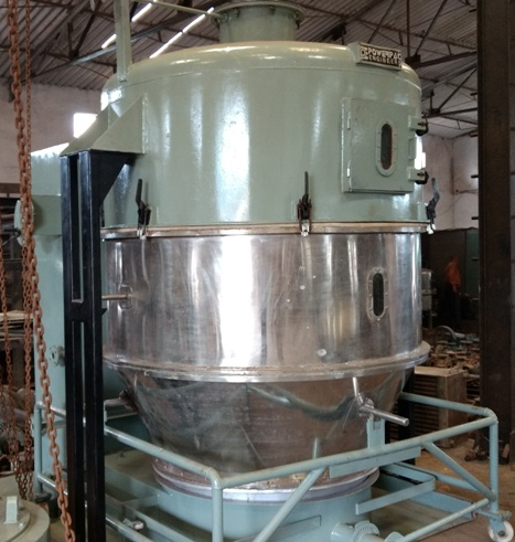 Fluid Bed Dryer For Pharmaceutical