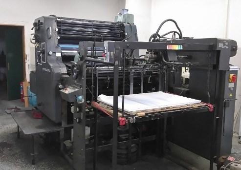 Heidelberg Sors Single Offset Press