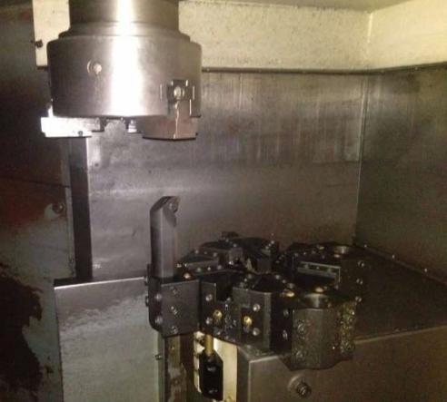 Imported CNC Machine Fanuc Control