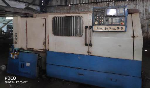 Imported CNC Turning Center Chuck 305