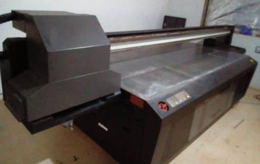 UV Flatbed Printing Machine Ricoh Printing Head