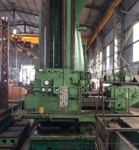Horizontal Boring Machine Heller