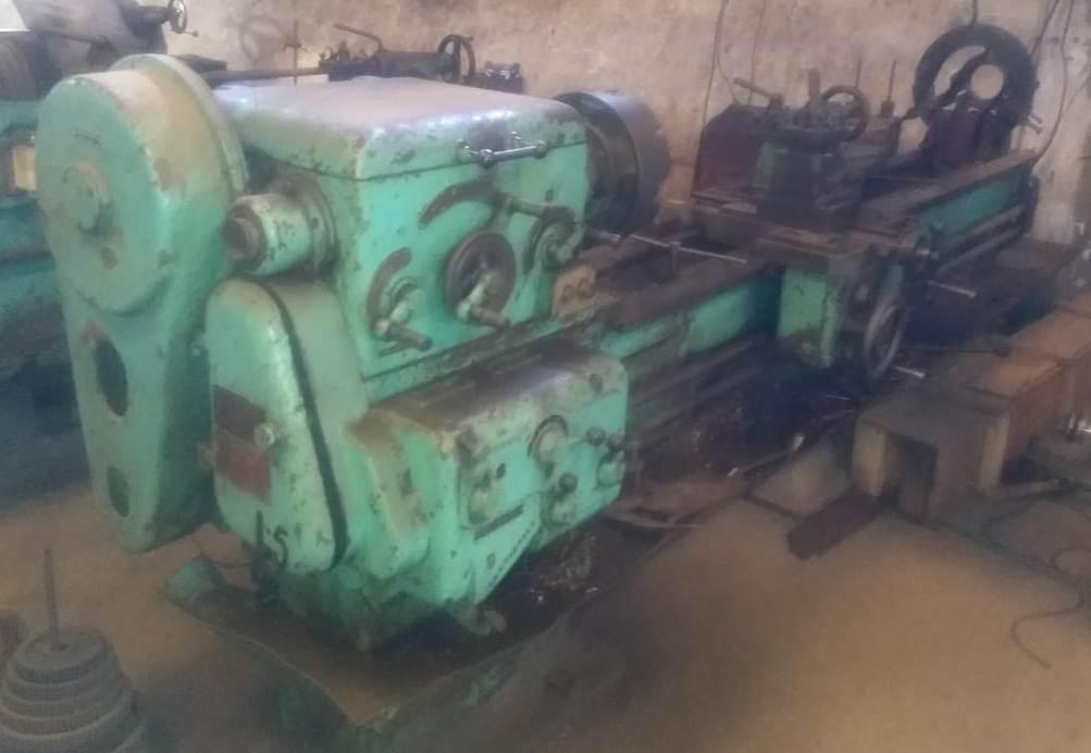 Imported All Gear Lathe Machine Norton Gear