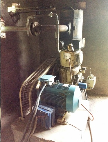 Ingersoll Rand Air Compressor 30 HP