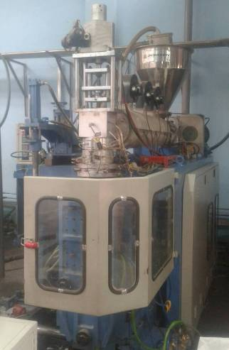5 Ltr Jagmohan Blow Moulding Machine 2016 Model
