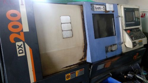 Jyoti CNC Turning Center DX200