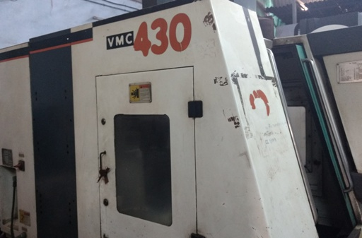 Second Hand VMC Machine Jyoti 430
