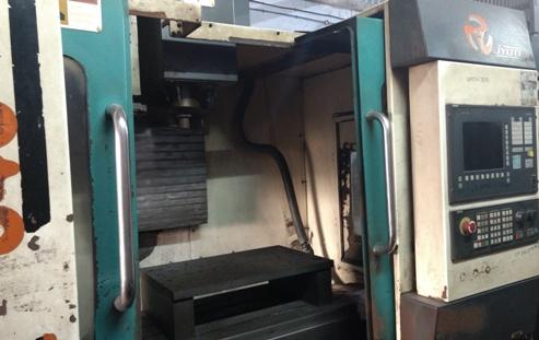 Jyoti 640 VMC Machine