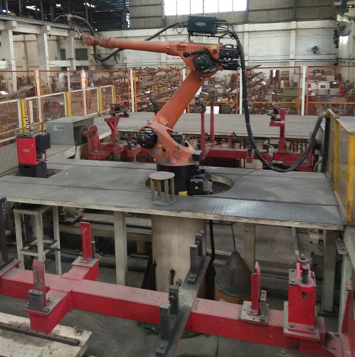 Kuka Industrial Robots KR30