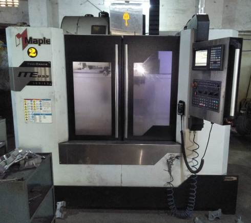 Secondhand Taiwan VMC Machine