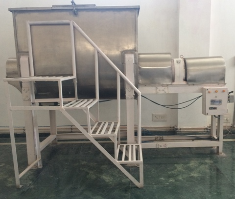 Mass Mixer Machine For Pharma 1100 Liter