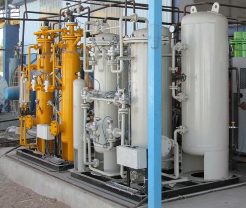 Airro Nitrogen Plant