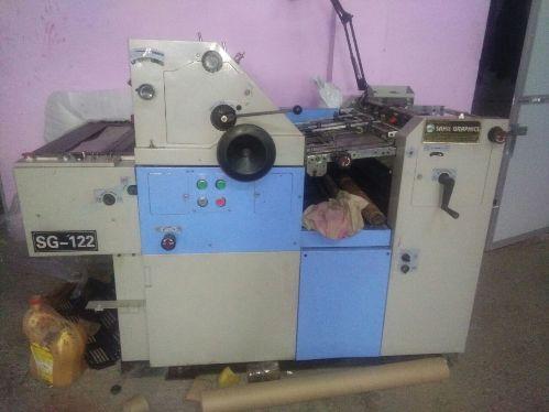 Nonwoven Printing Machine Single Colour