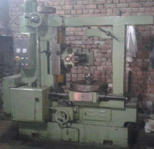 Secondhand Gear Hobbing Machine