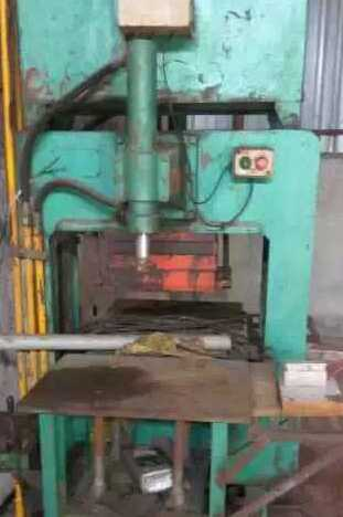 Paving Block Press Machine Colour Pan Mixer
