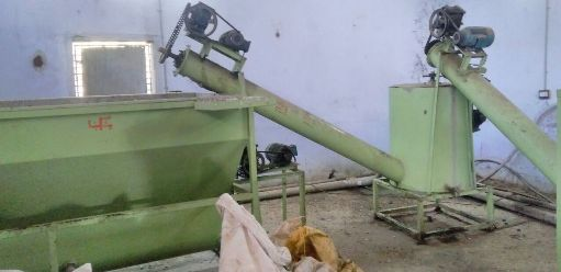 PET Washing Recycling Plant