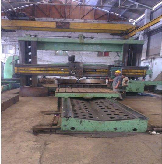 Used Plano Milling Machine For Sale Plano Milling Machine Price ...