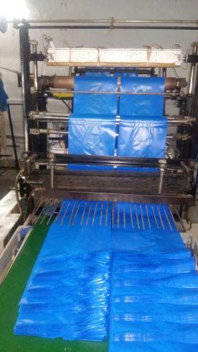 Dilip Bag Cutting Sealing Servo Machine
