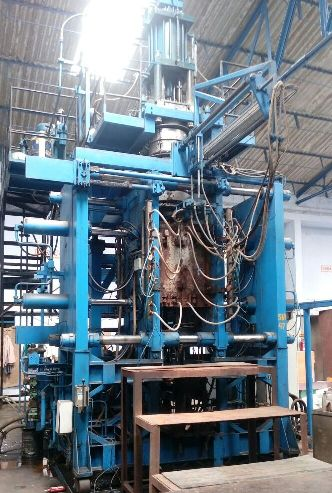 Plastic Drum Making Machine 200 Liter