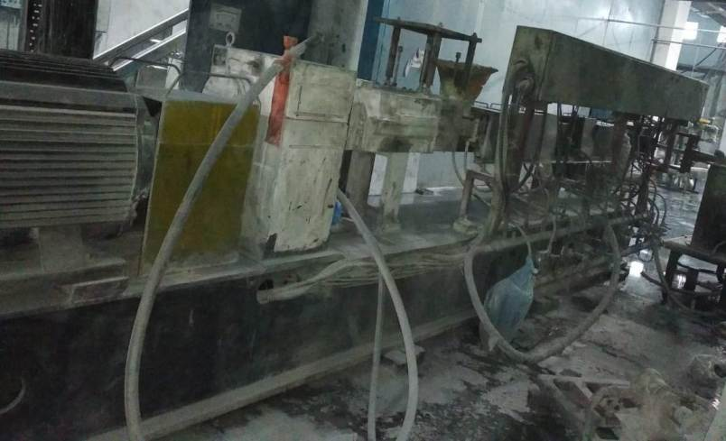 PP Filler Compound Plant