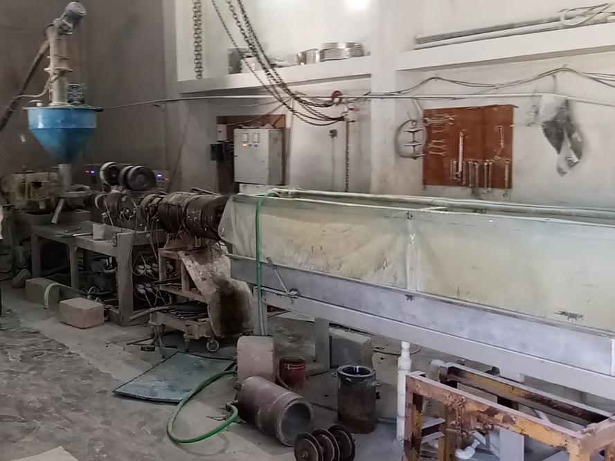 PVC Pipe Plant 250 KG