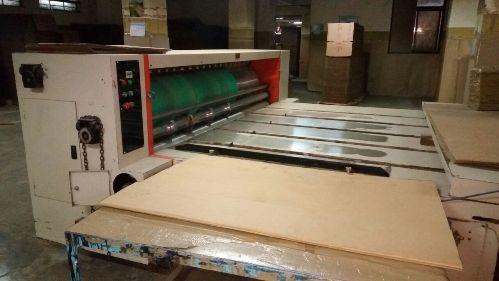 Corrugated Rotary Die Cutter Machine