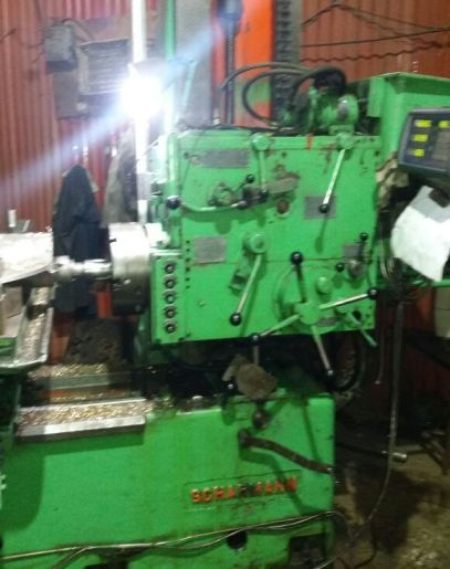 Scharmann Horizontal Boring Mill 75 Spindle