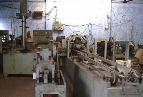 Second Hand Welding Electrode Plant