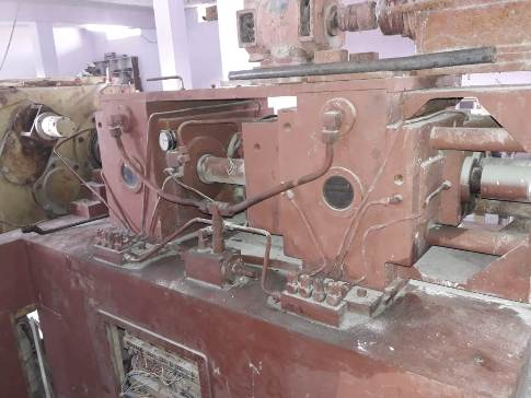 Parallel Twin Screw Extruder 105 MM