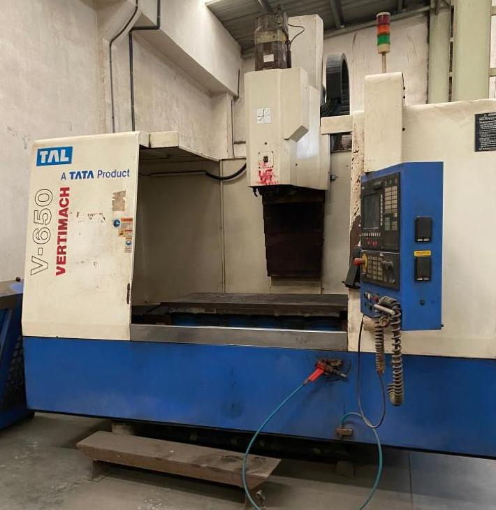 TAL VMC Machine Vertimach V 650