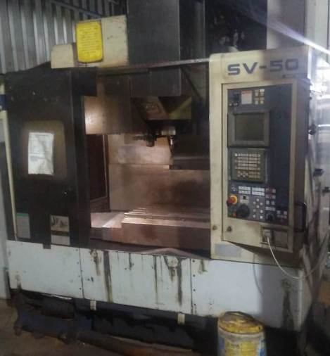 Mori Seiki VMC Machine SV50