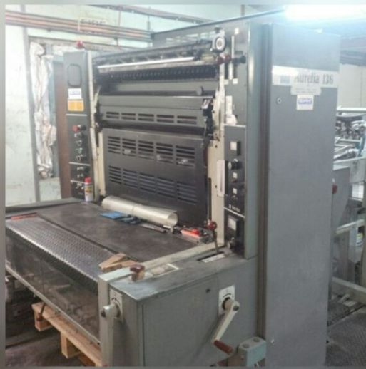 Aurelia Offset Printing Machine