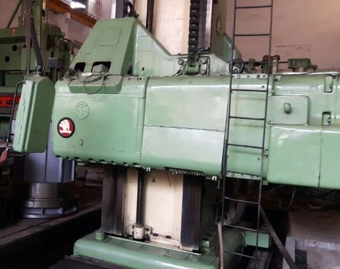 Skoda Floor Boring Machine 160 Spindle