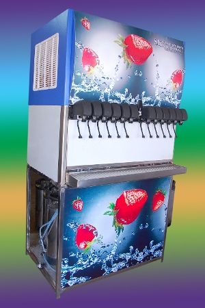 Used Soda Making Machine