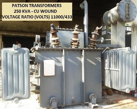 Patson Electric Transformers