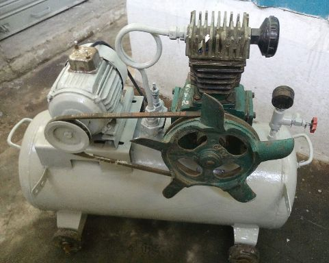 Super Air Compressor 1 HP
