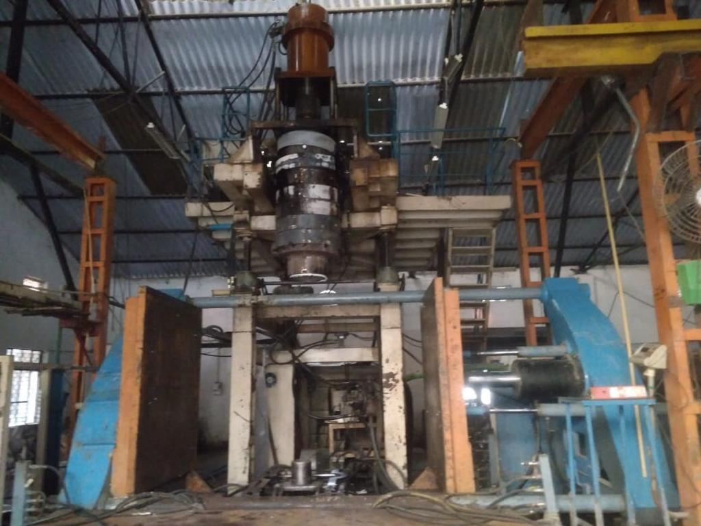 Multi Layer Blow Moulding Machine 1000 Liter