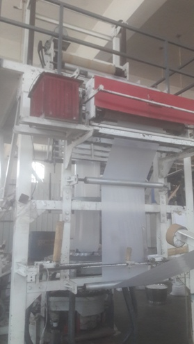 Rajoo 5 Layer Blown Film Line