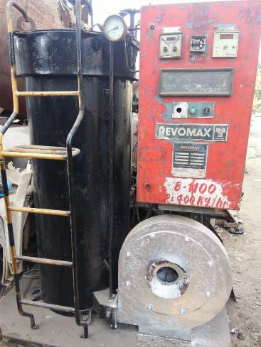 Thermax Steam Boiler Non IBR 400 KG